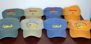 Preston Aviation Hats
